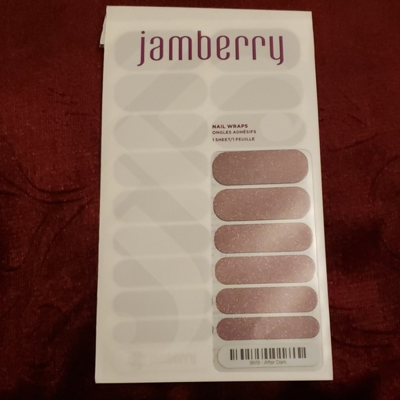 Jamberry Other - Jamberry Nail Wraps After Dark